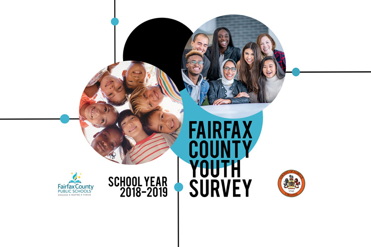 Cover of Fairfax County Youth Survey report